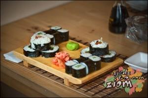 jak dostać sushi za friko!