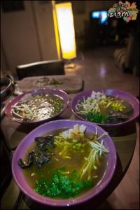 Tajska zupa Jędrka z gęsich szyi