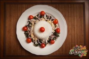 saładka wakame - łatwy przepis inspirowany kuchnią japońską