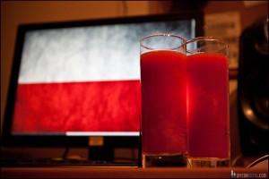 Krwawa mary – czerwony drink na Święto Niepodległości