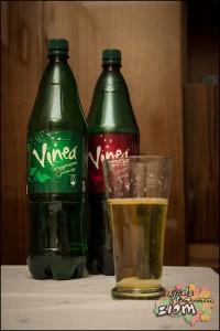 Drink z piwa i szampana bezalkoholowego