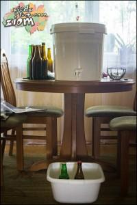 Domowe piwowarstwo, warzenie piwa: rozlewanie i kapslowanie piwa