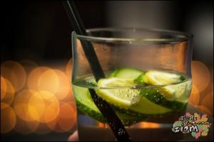 przepis ze zdjęciami na drink z ogórkiem