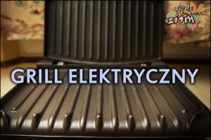 grill elektryczny- przepisy ze zdjęciami