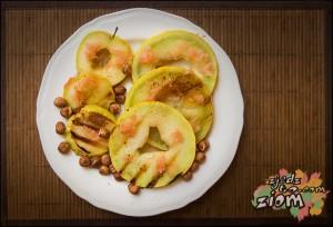 pomysły na grilla: deser owocowy (2)