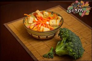 Zupa krem z brokułów | przepisy wegetariańskie (3)