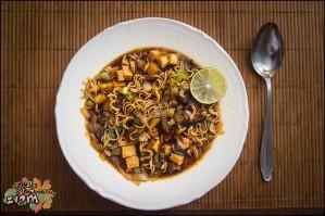 Chińska zupka- tuning