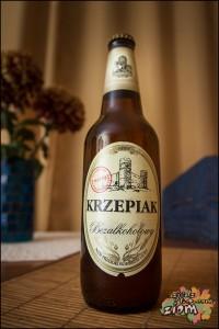 dobre piwo bezalkoholowe- Krzepiak z Ciechana
