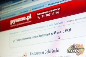 jedzenie na telefon Pyszne.pl, Gold Sushi Bielany (4)