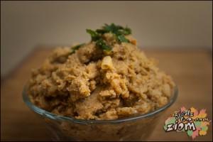 pasta z fasoli fajita przepis wegetariański (1)