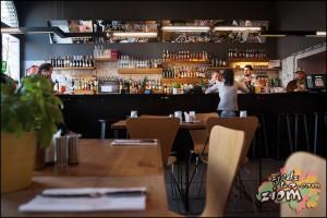 drink bar w Momu Warszawa