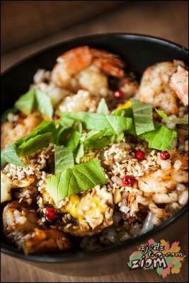 ryż smażony z krewetkami | Zjedz to ziom!