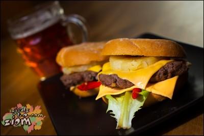 burger żar tropikó