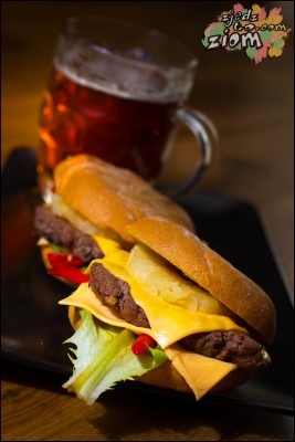 hamburgery domowe