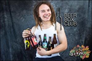 Beer Box- gwiazdka we wrześniu.