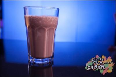 koktajl kakaowo mleczny murzynek bambo