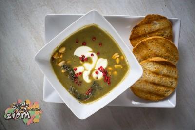 Zupa z pora przepis ze zdjęciami