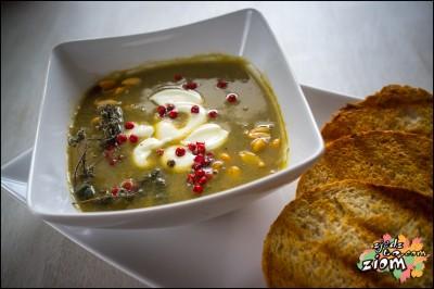 przepis zupa porowa