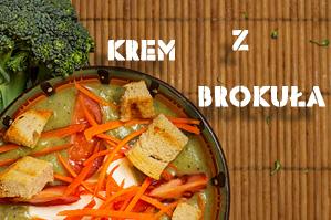 zupa krem z brokuła przepis ze zdjęciami