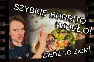 Burrito przepis video szybki łatwy Zjedz to ziom