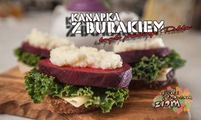 polska kanapka zdrowe składniki burak jarmuż